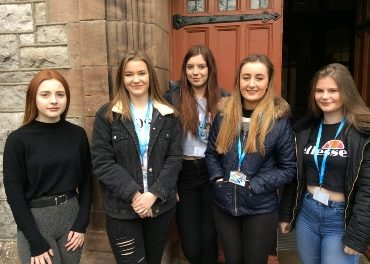 Coleg Menai Students Bordeaux Bound for Work Experience