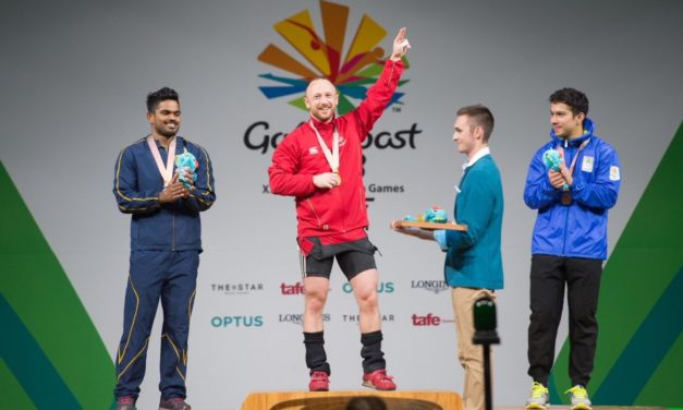 Bangor 'team member' wins Wales' first Commonwealth Gold