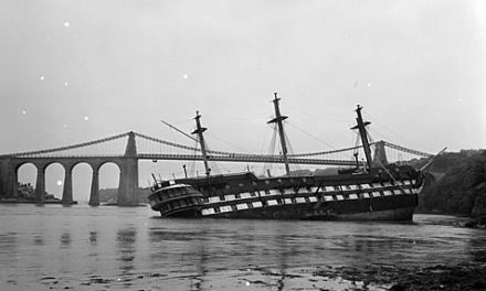 Special exhibition to commemorate HMS Conway