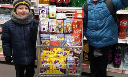 Bangor brother's 'Egg-cellent' idea to help others this Easter