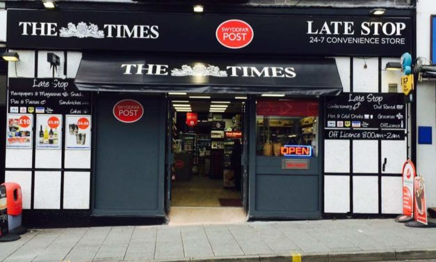 Upper Bangor businesses outraged by Post Office closure