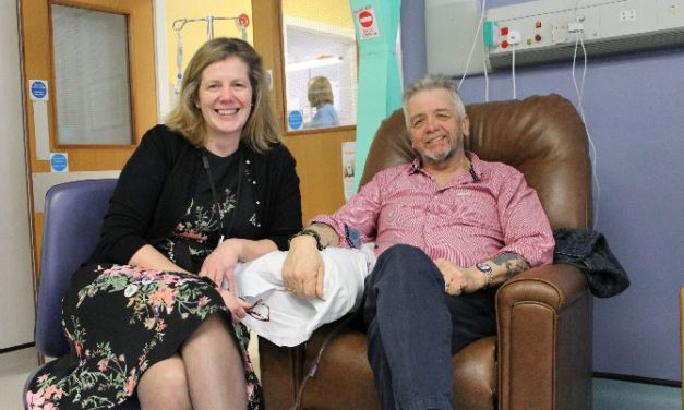 Man diagnosed with Bowel Cancer urges others not to ignore the symptoms