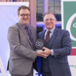 Dafydd Hardy wins Gwynedd Business Person of the Year
