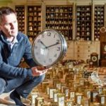 Become part of the art – Penrhyn Castle appeal for clocks to complete incredible artwork
