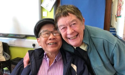 New over 50s lunch club opens at Hirael School