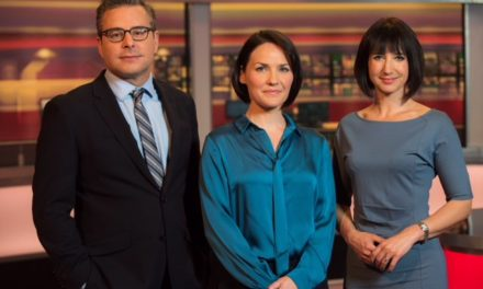 Jennifer Jones joins 'BBC Wales Today' news programme