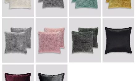 Matalan recall cushions over potential fire risk