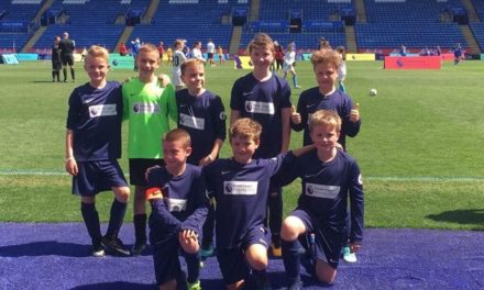 Ysgol Y Garnedd compete in Premier League Primary Stars Final at Leicester City