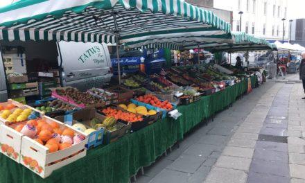 The Future of Bangor Market secured until 2021
