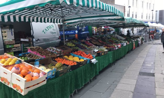 The Future of Bangor Market secured until 2021