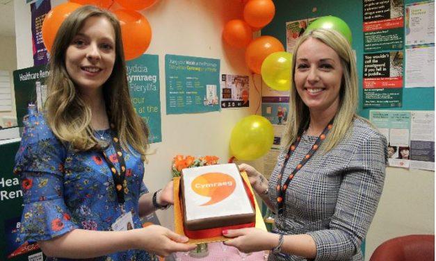 Bangor Pharmacy encourages the use of the Welsh language