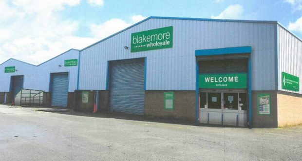 Blakemore Wholesale in Bangor to cease trading