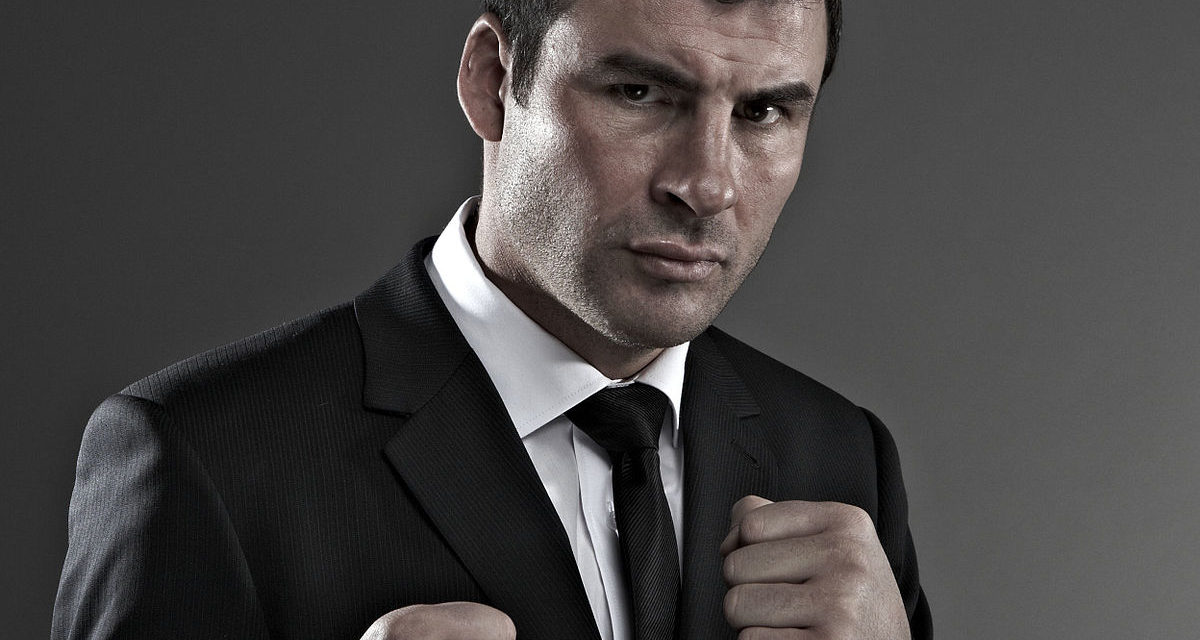 'Knockout' evening of entertainment planned with Joe Calzaghe in Bangor
