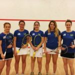 Bangor welcomes 1st ever PSA women's squash tournament in Wales!