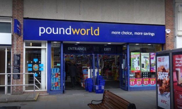 Discount retailer Poundworld calls in the administrators