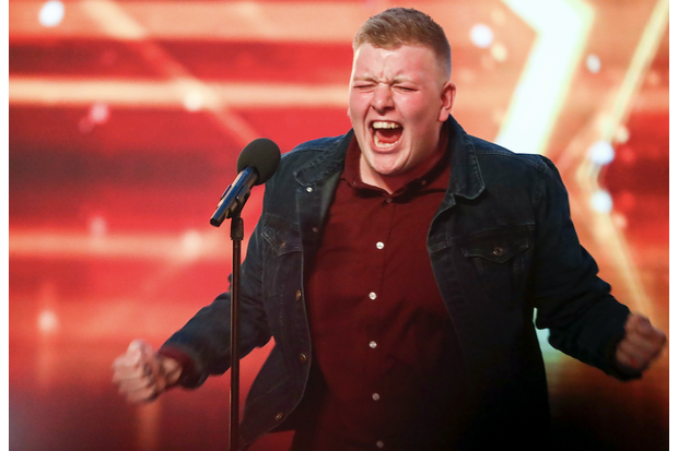 Britain's Got Talent finalist Gruffydd Wyn to perform at Pontio