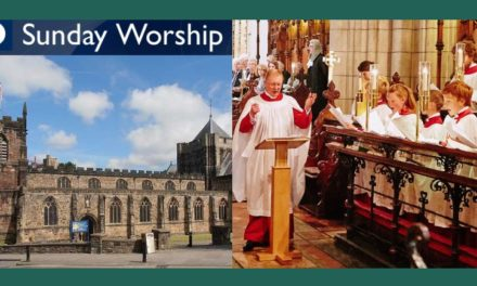 Sunday worship from Bangor Cathedral on BBC Radio 4