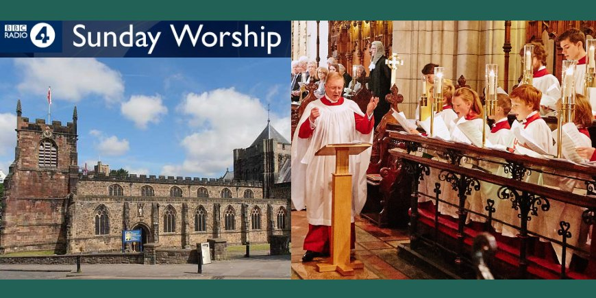 Sunday worship from Bangor Cathedral on BBC Radio 4