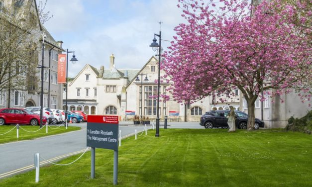 Bangor University Management Centre Celebrates 10th Anniversary