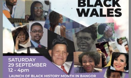 Black History Month Wales Event to be held in Bangor