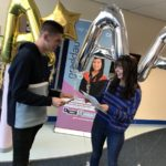 Bangor pupils celebrate A level success