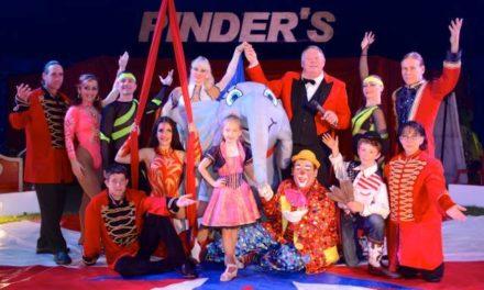 The famous Pinder's Circus returns to Bangor