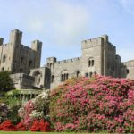 Speculation surrounds filming at Penrhyn Castle