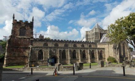 A celebration of cultural diversity at Bangor Cathedral