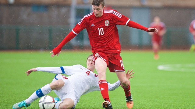 Nathan Broadhead in Wales Under-21 squad for Euro qualifiers at Bangor