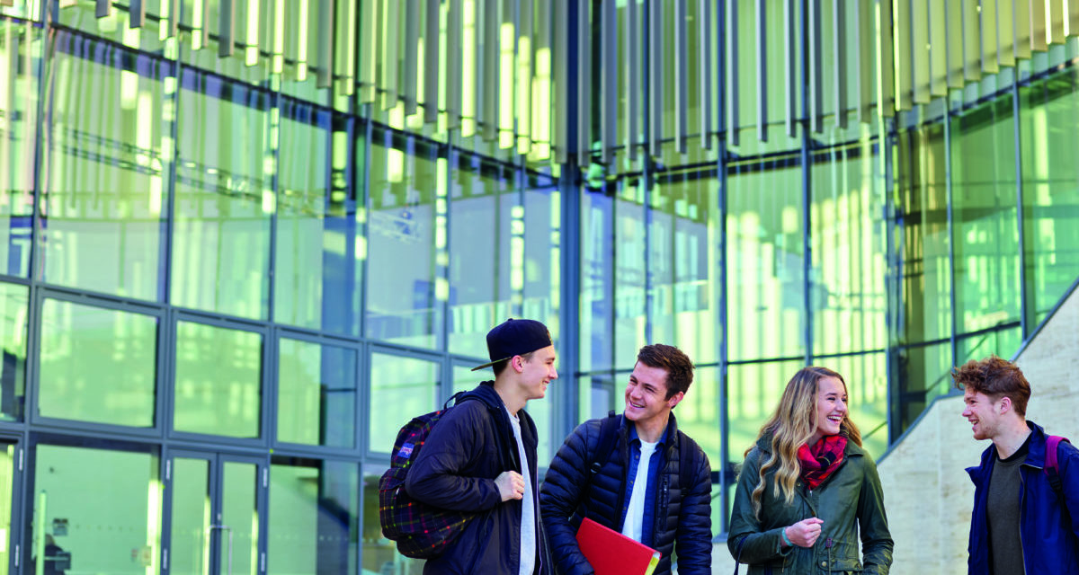 Bangor University lead the way for Welsh-medium education