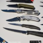 North Wales Police Support National Knife Amnesty