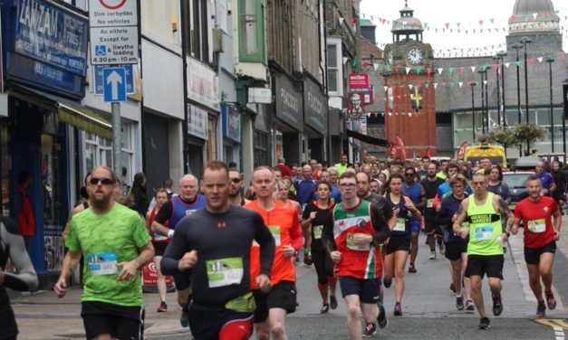 Bangor 10k & Half Marathon returns this weekend