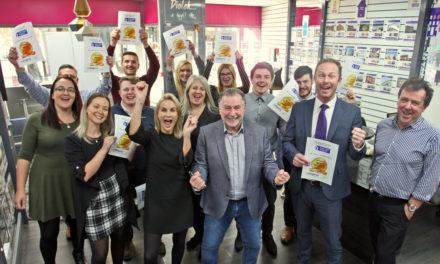 Dafydd Hardy Estate Agents Win Triple Award