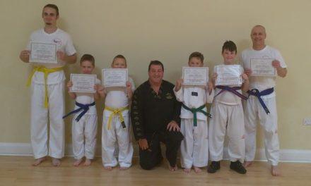 New Taekwondo Class Opens in Bangor