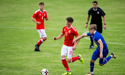 Free Admission for Wales U19 game in Bangor