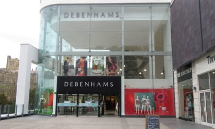 Debenhams to close 50 stores after £500m loss
