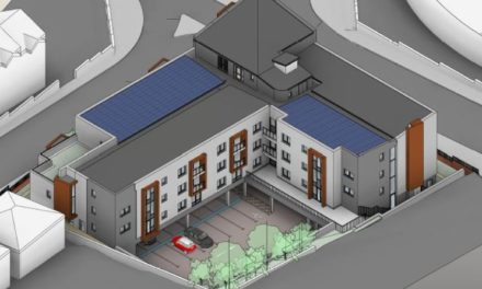 38 flats planned for former Bangor City Social Club site