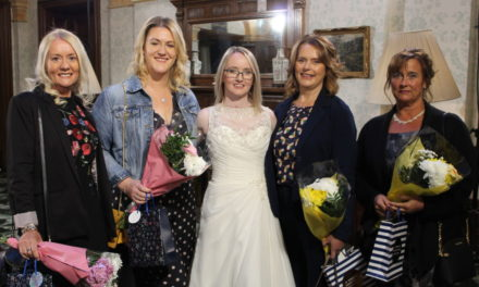 Bangor mother who married on ICU reunites with nurses to thank them