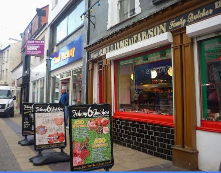 Johnny 6 Butchers to re-open on Bangor High Street