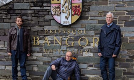 Three generations of graduates visit Bangor University
