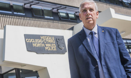 Extra North Wales detectives recruited to tackle 'emerging crimes'
