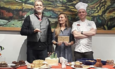 Student 'bake-off' raises money for Headway Gwynedd & Mon