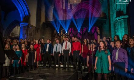Inaugural 'Team Irfon' Christmas concert raises £5,000