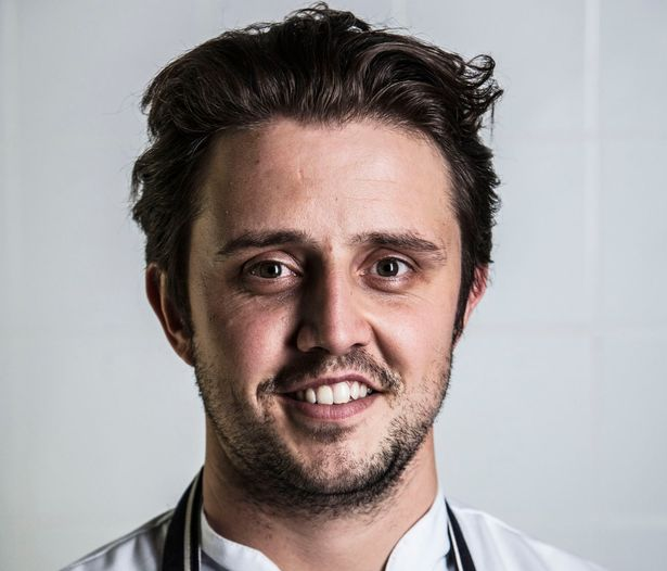 Top chef Ellis Barrie to appear at Bangor Christmas Market