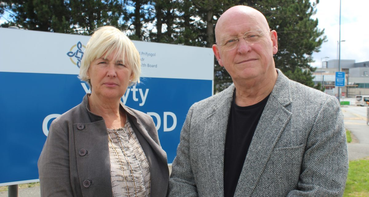 Fury Over Ysbyty Gwynedd Vascular Services Downgrade