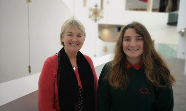 Ysgol Tryfan Pupil Joins Youth Parliament of Wales