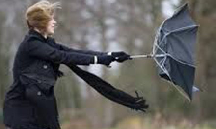 Gales are set to hit the North Wales coast on Friday