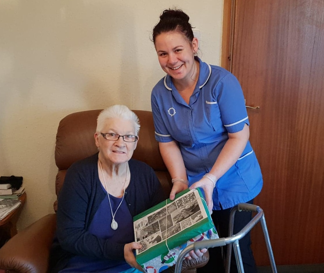 Christmas Shoe Box Appeal 2019.Vulnerable And Elderly Receive Shoebox Donations For Christmas