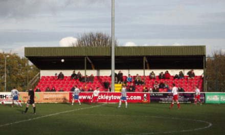Match Preview: Buckley Town v Bangor City