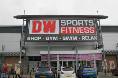 DW Sports and Fitness Centre forced to close after break in